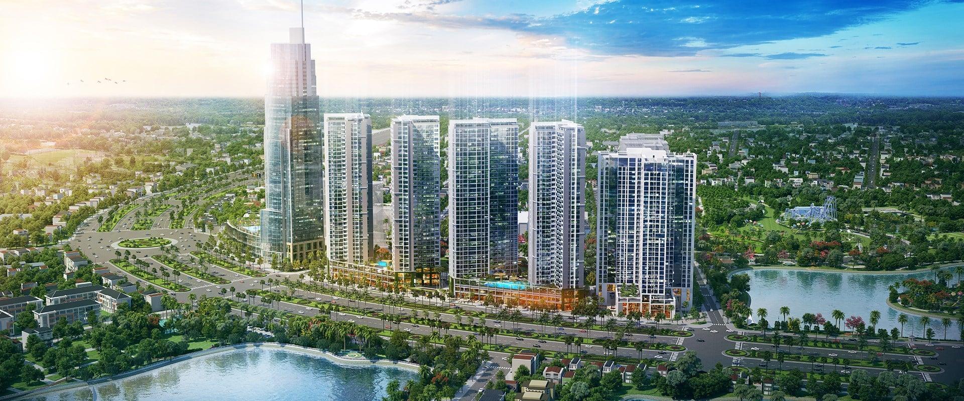 MKT Tong the 01 - Dự án căn hộ Eco Green City SaiGon