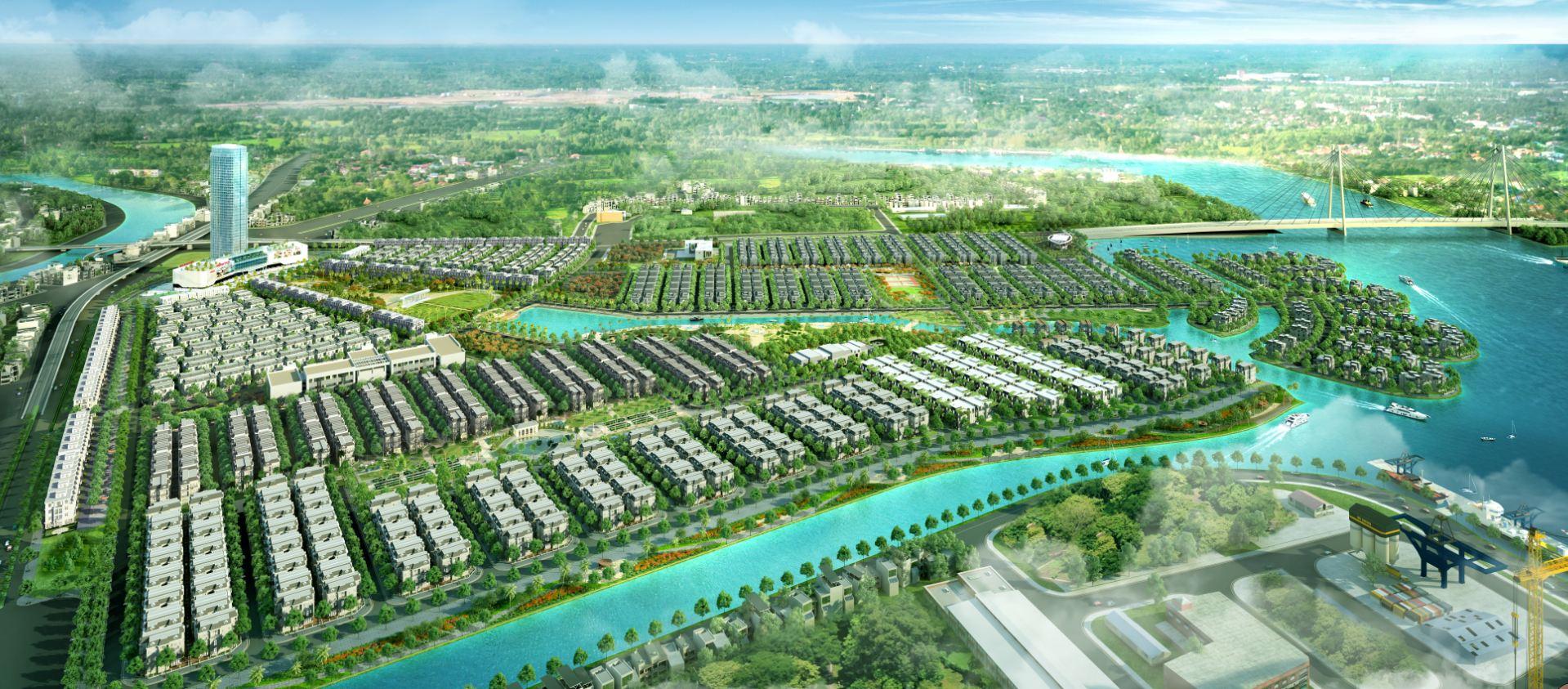Dự án khu đô thị Nam Đà Lạt - Dự án nghĩ dưỡng Đại Ninh Đà Lạt