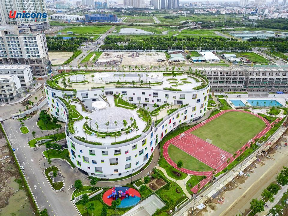 Điểm đặc biệt của vị trí căn hộ Thủ Thiêm Xi Quận 2