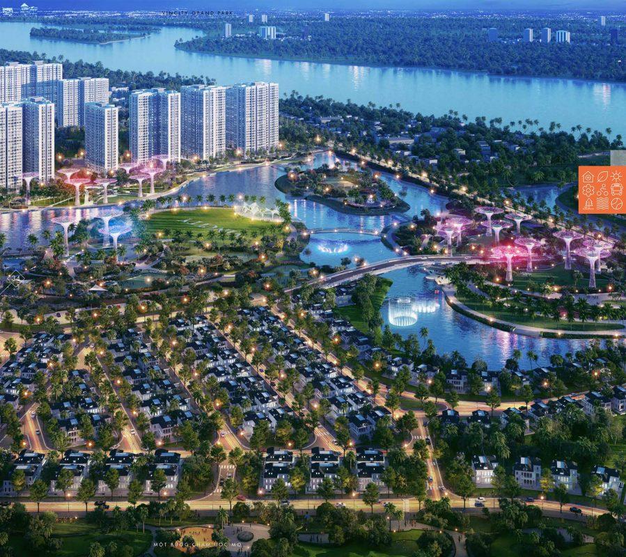 goc nhin view song tai can ho vincity grand park quan9 899x800 - Khu đô thị Vincity Grand Park