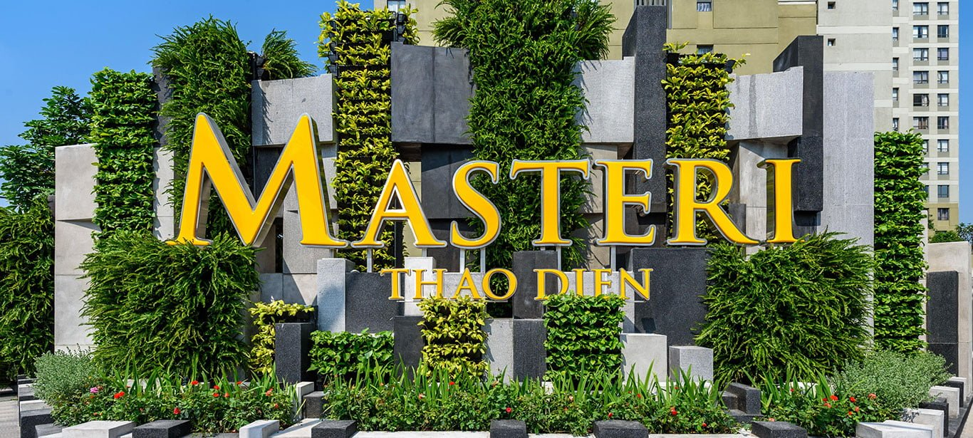 Dự án căn hộ Masteri Parkland Thảo Điền, Mặt Tiền Xa Lộ Hà Nội Quận 2