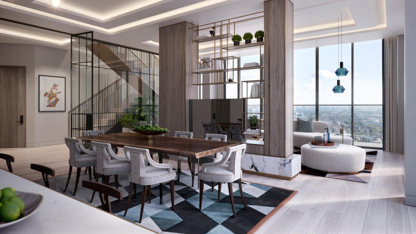 Penthouses - Căn hộ Penthouses có được khách hàng ưa chuộng?