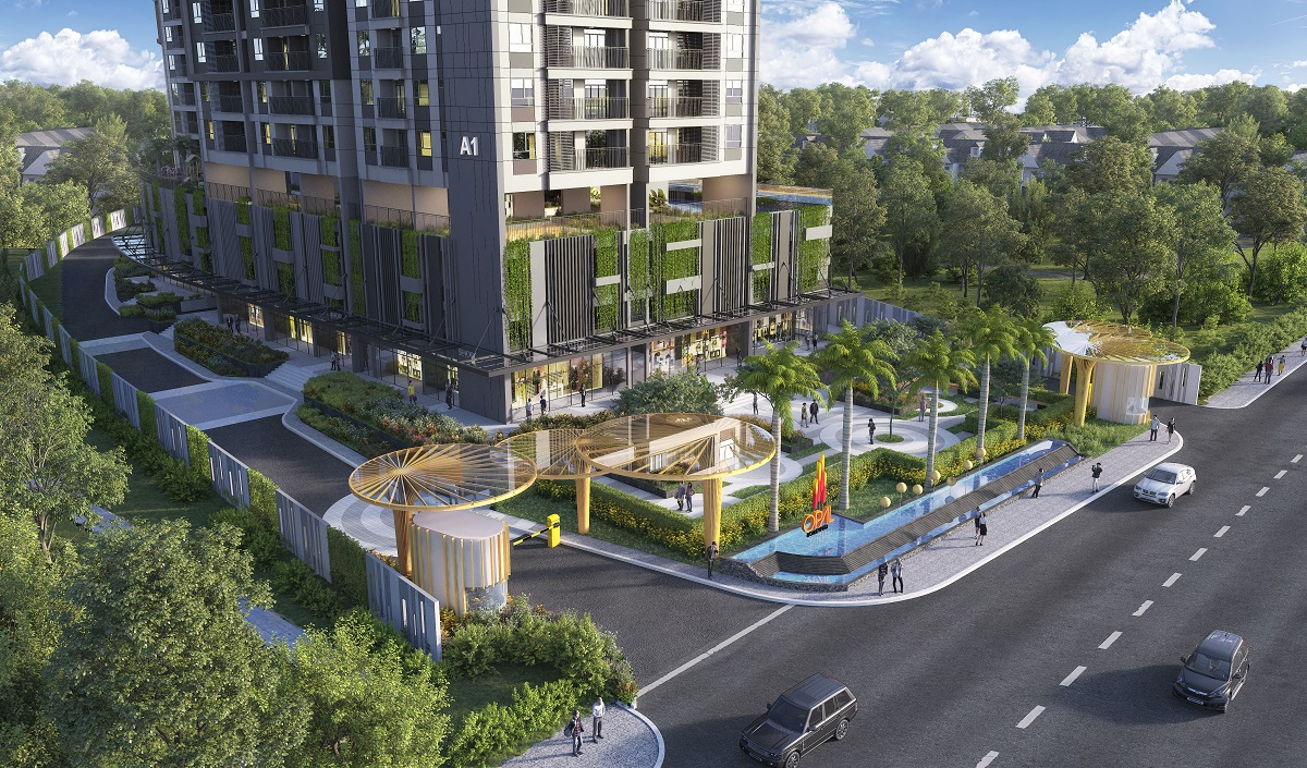 Dự án căn hộ Opal Boulevard Đất Xanh Phạm Văn Đồng