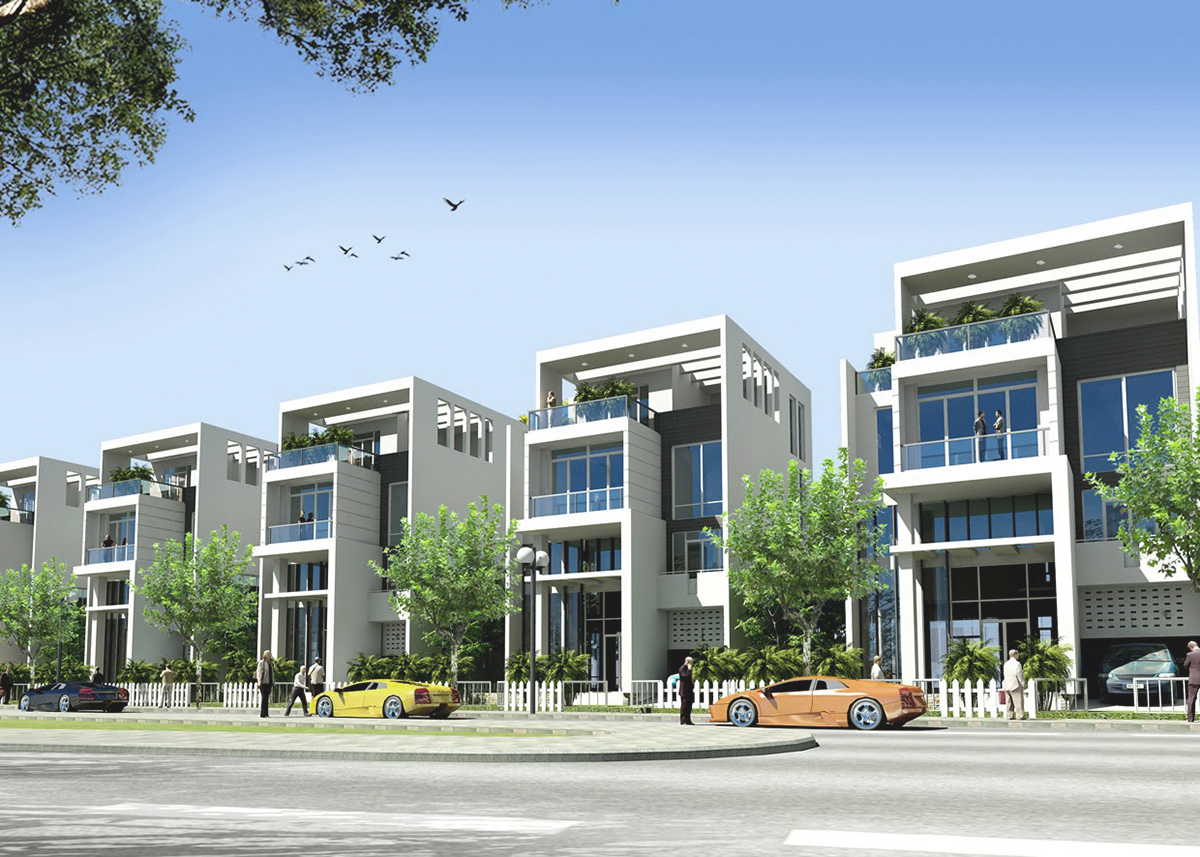 Nhà phố thương mại xây sẵn ở TP.HCM tăng gấp đôi