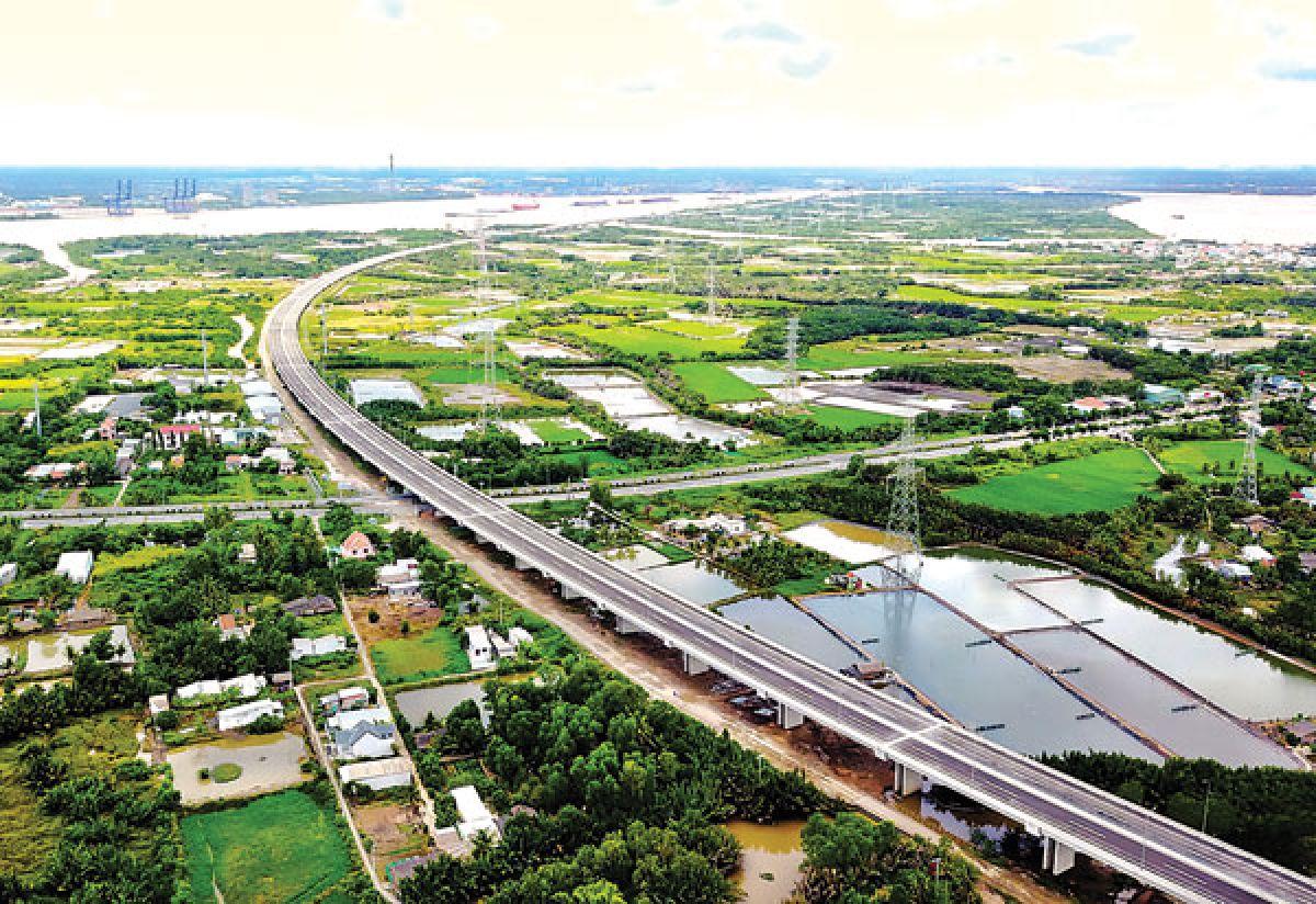 Cao tốc Bến Lức - Long Thành, Đồng Nai - Cập nhật tiến độ mới nhất