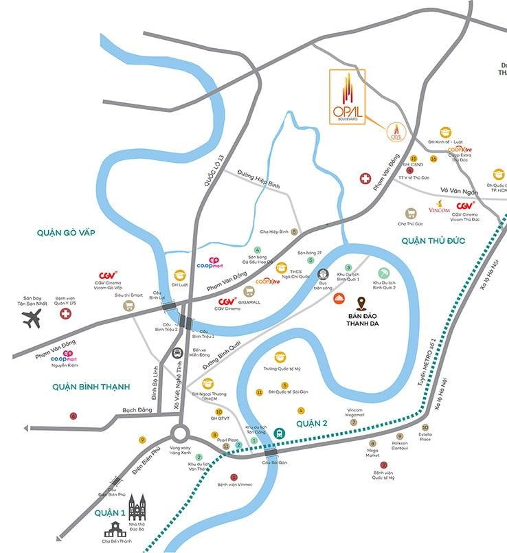 map opal boulevard e1578023916550 - OPAL BOULEVARD