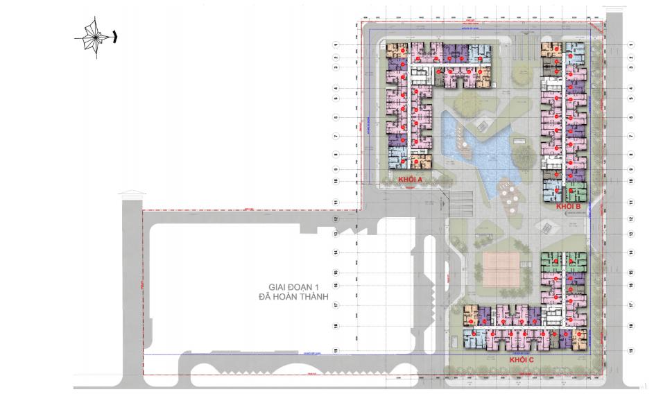 Dự án căn hộ Cộng Hòa Garden, Đường Cộng Hòa, Quận Tân Bình
