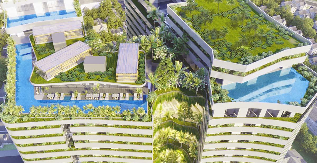 Dự án căn hộ chung cư Victoria Garden Trần Đại Nghĩa, Bình Chánh