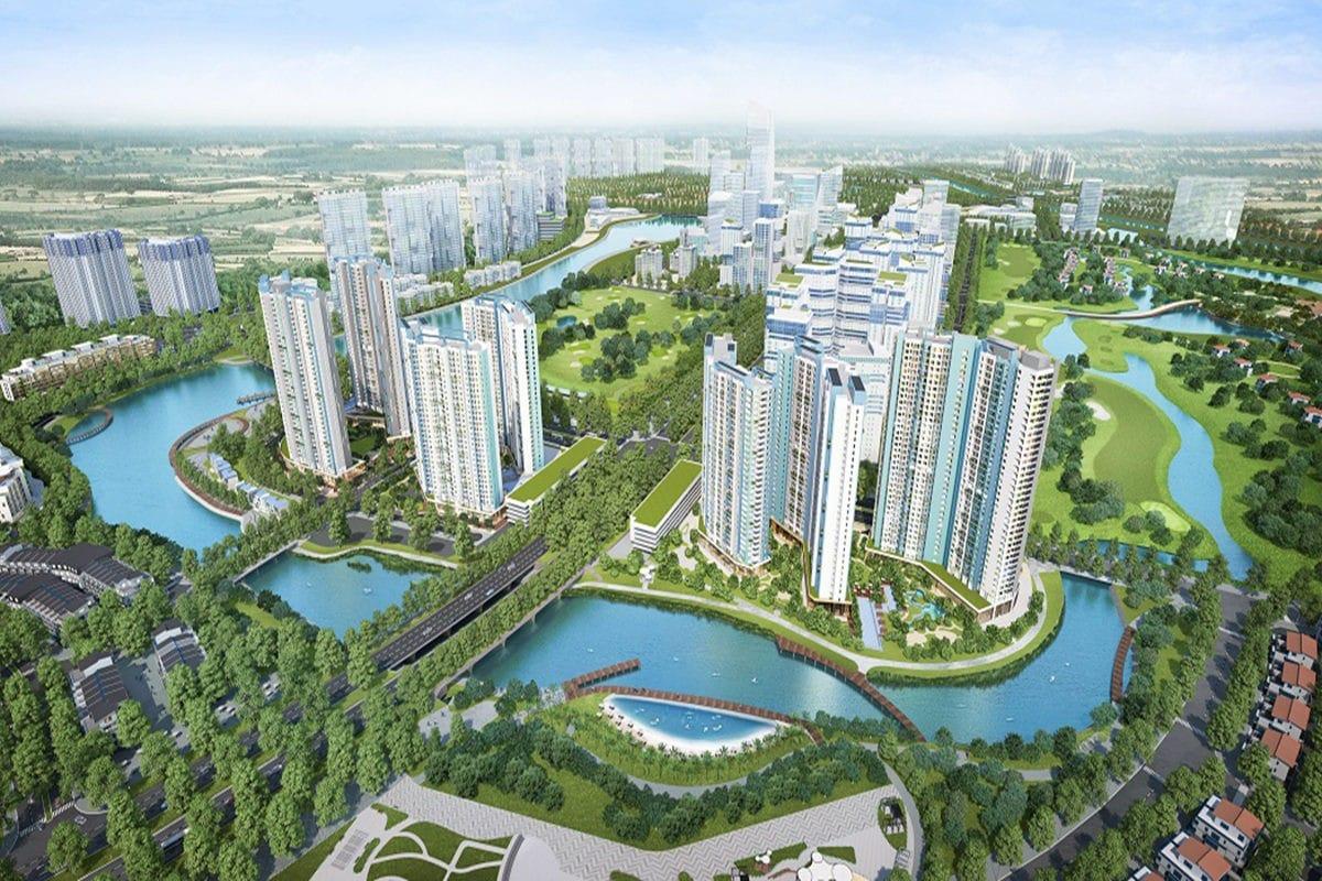 Vincity Grand Park - Khu đô thị hiện đại của VinGroup tại quận 9