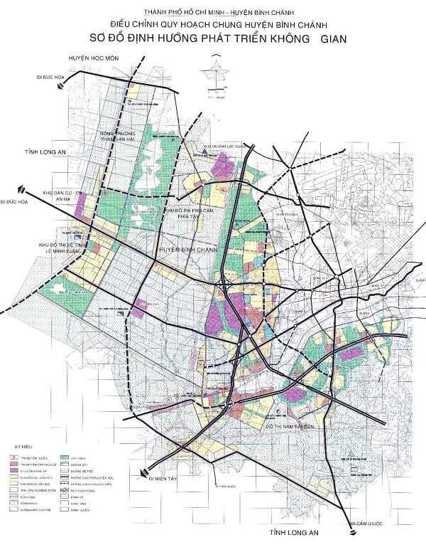 1552565576 Quy hoạch huyện Bình Chánh Tp compressed - 100% đầu tư sinh lời khi năm được quy hoạch huyện Bình Chánh thời gian tới