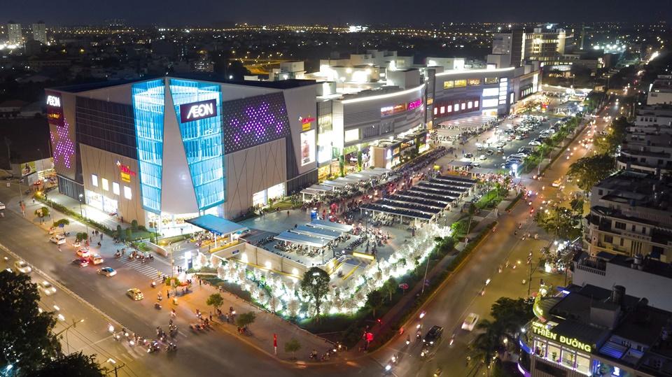 AIO city liền kề AEON tên lửa 1 - Ra mắt dự án căn hộ Aio City Bình Tân