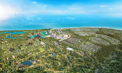 Dự án định hướng phát triển dựa trên yếu tố du lịch sinh thái bền vững khám phá thiên nhiên và bảo tồn môi trường hoang dã.  - NOVALAND TẠI BÀ RỊA - Dự án Safari Novaland Huyện Xuyên Mộc