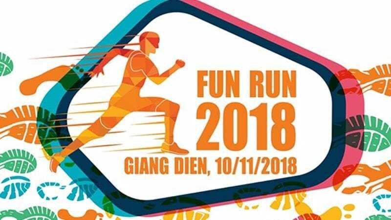 Funrun1 opt - Nhìn lại sự kiện từ thiện Fun Run 2018- Sinh nhật 15 năm của Đất Xanh Group