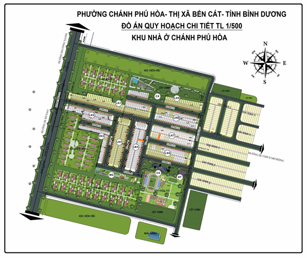 KDT HANH PHUC 1 - Sự tăng giá tại khu đô thị Hạnh Phúc Bình Dương