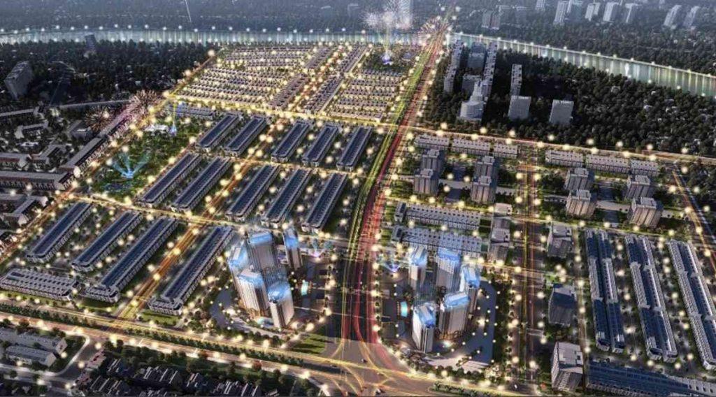 Lavilla Green City Tân An - Long An