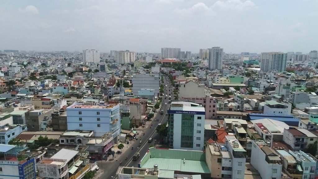 Thị trường nhà đất Tây Sài Gòn đang dần thu hút khách đầu tư