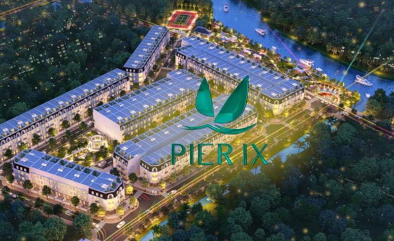 biet thu nha pho pier ix quan 12 1 - Dự án nhà phố Pier IX Thới An Quận 12