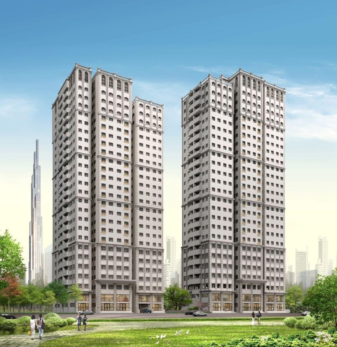 du an paris hoang kim 25 1 - Dự án căn hộ Paris Hoàng Kim Quận 2