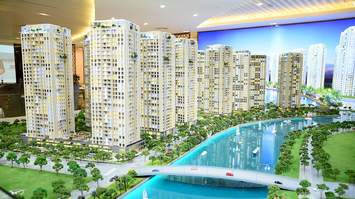 Dự án căn hộ Gem Riverside quận 2 của chủ đầu tư Đất Xanh Group