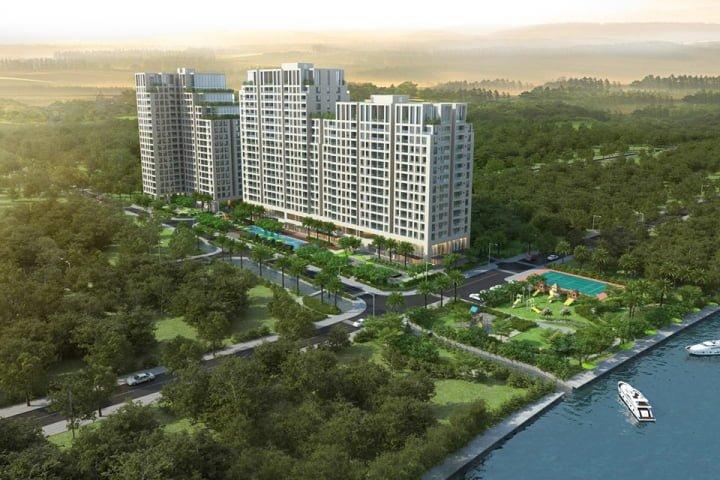 khu can ho opal riverside 1458230456 - Chung cư đường Phạm Văn Đồng Thủ Đức