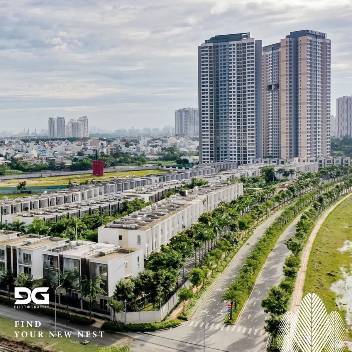 Khu đô thị Palm City của chủ đầu tư Keppel Land