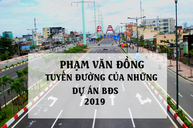 pham van dong hcm - TỔNG HỢP DANH SÁCH CĂN HỘ THỦ ĐỨC TIÊU BIỂU NĂM 2019