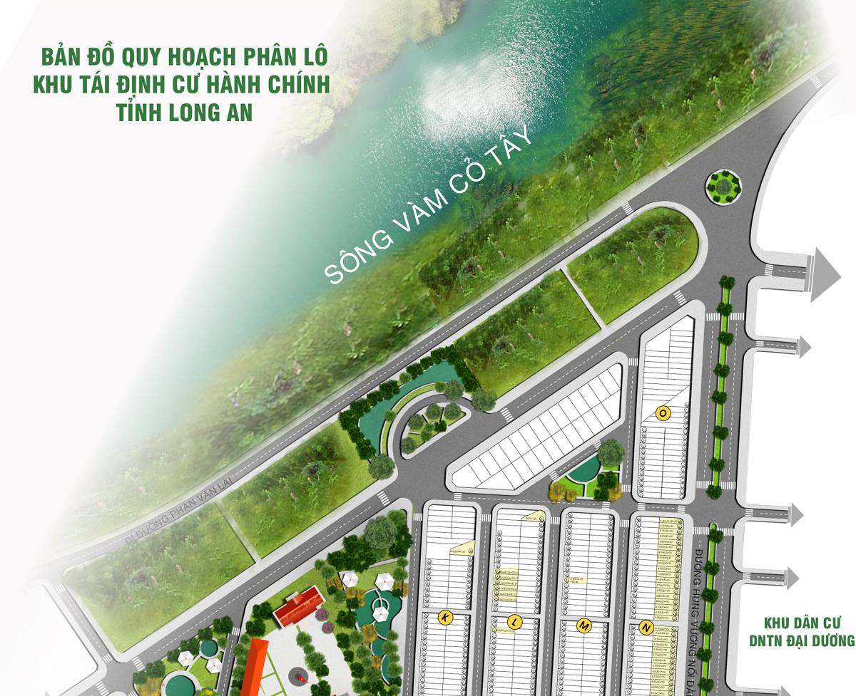 phan lo tan an 0 - Dự án nhà phố  Lavilla Green City