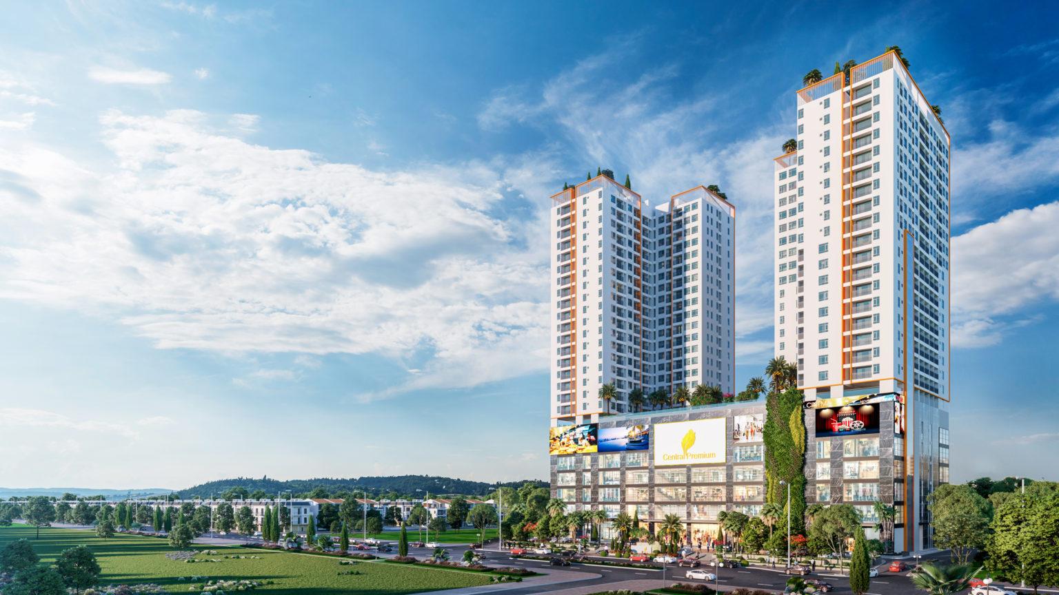 Siêu dự án Lotte Mart Central Premium Tạ Quang Bửu Quận 8