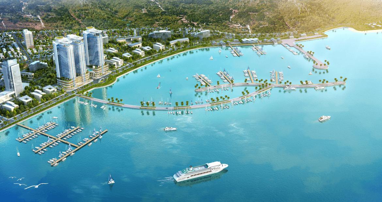 Phối cảnh tuyệt đẹp dự án Laluna Nha Trang