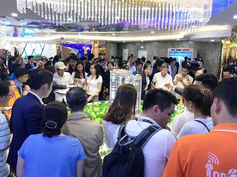 Khai trương căn hộ mẫu Opal Boulevard Phạm Văn Đồng