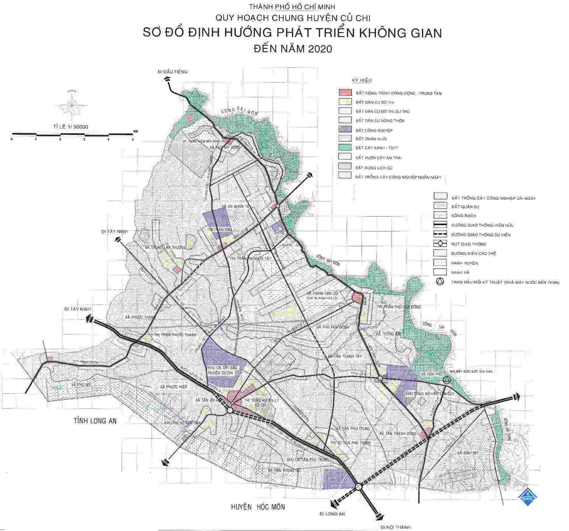 Quy hoạch huyện Củ Chi Tp compressed - Quy hoạch huyện Củ Chi giai đoạn 2019 -2020