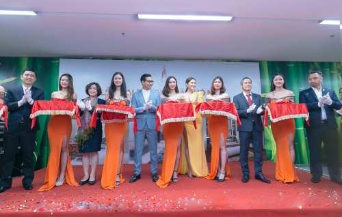Tập đoàn Đất Xanh khai trương căn hộ mẫu Opal Boulevard ngày 21 4 tại tầng 7 trung tâm thương mại Gigamall quận Thủ Đức TP HCM compressed - Khai trương căn hộ mẫu Opal Boulevard Phạm Văn Đồng