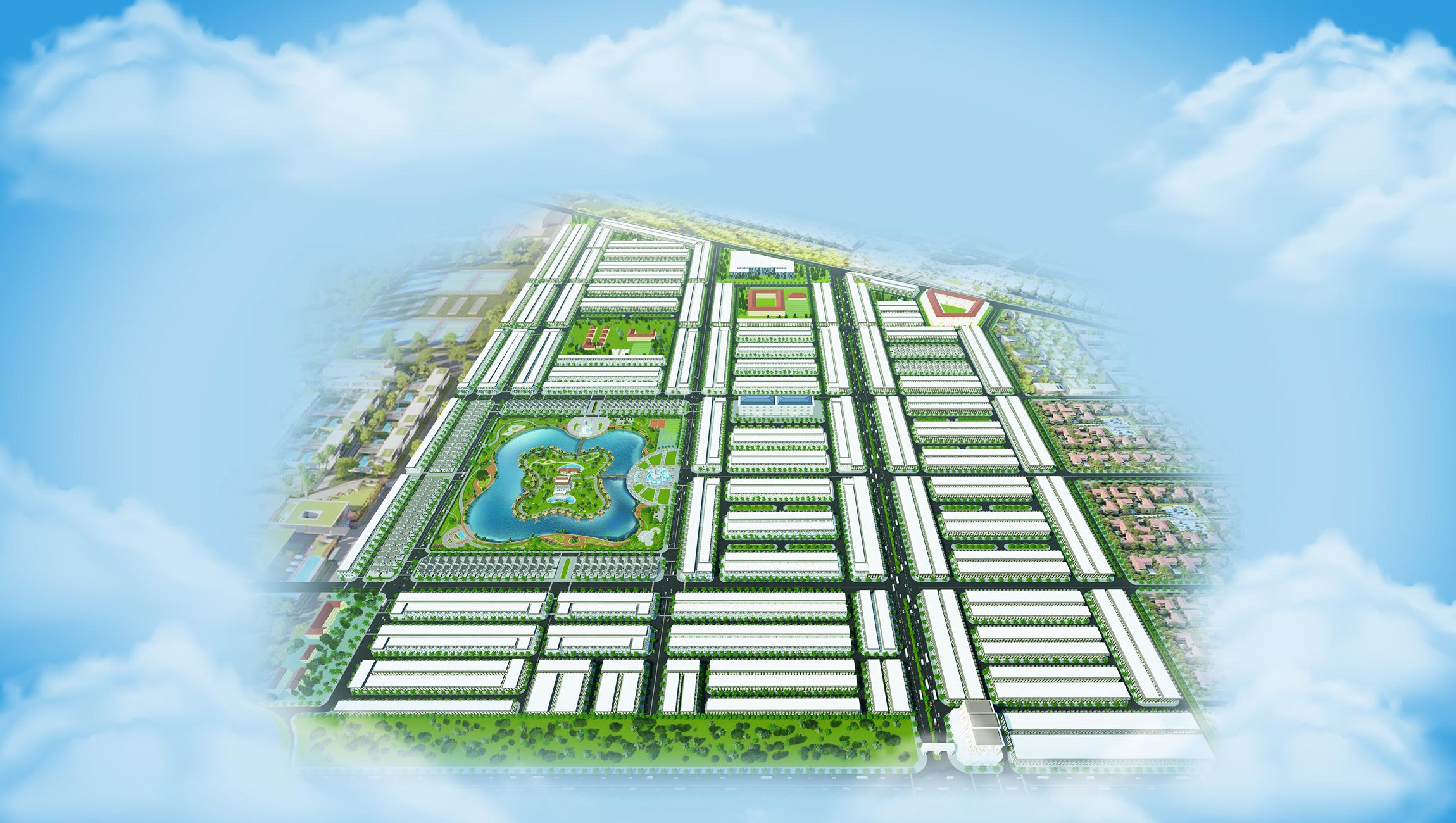 mat bang phan dat nen khu do thi happy home ca mau - CÀ MAU NEW CITY - DỰ ÁN ĐẤT NỀN CÀ MAU