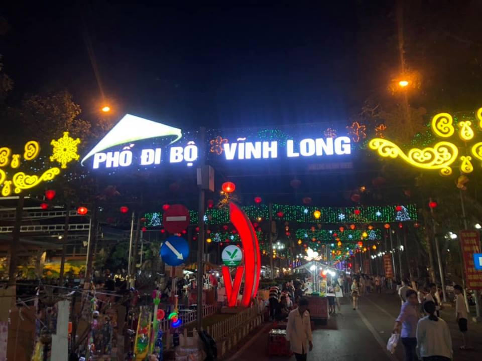 phố đi bộ Vĩnh Long - Thời gian công bố dự án đất nền Vĩnh Long New Town