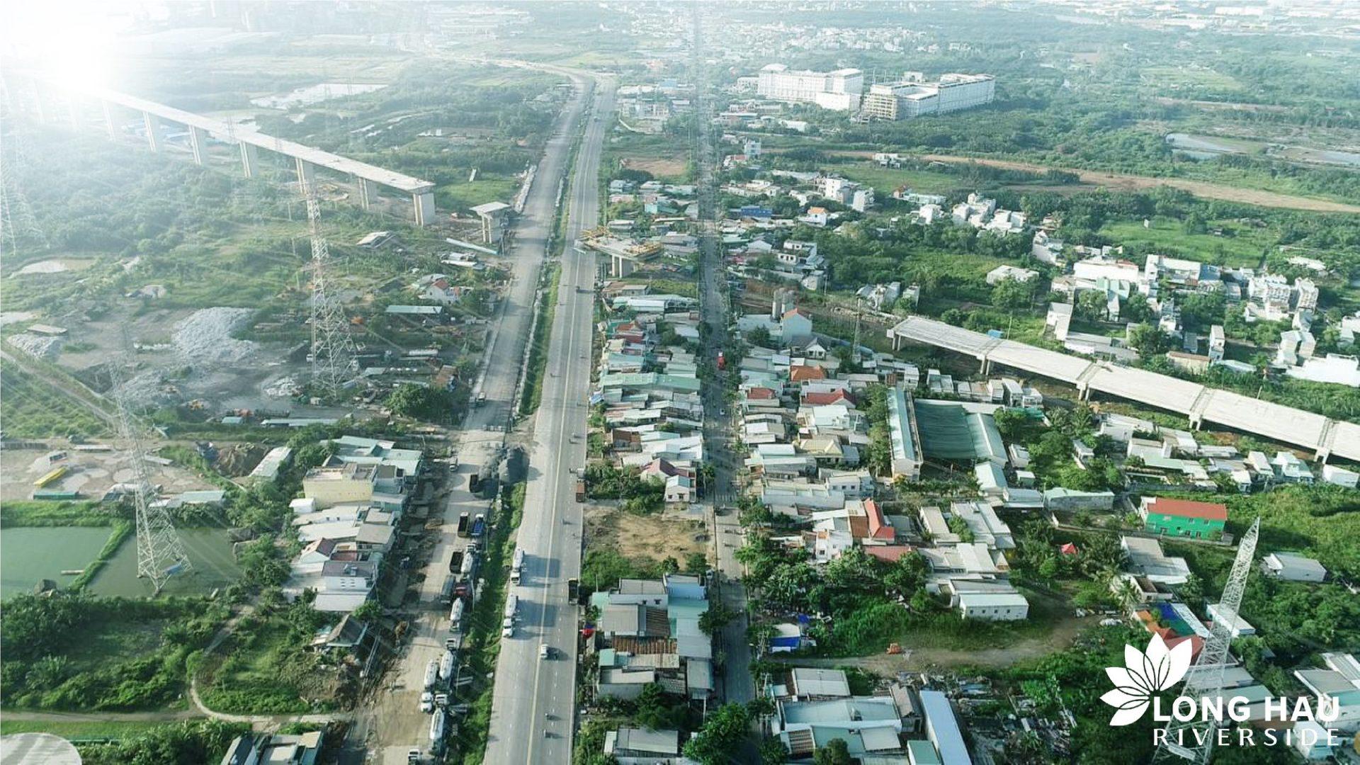 Hạ tầng kết nối các khu công nghiệp và phát triển hệ thống Logistics