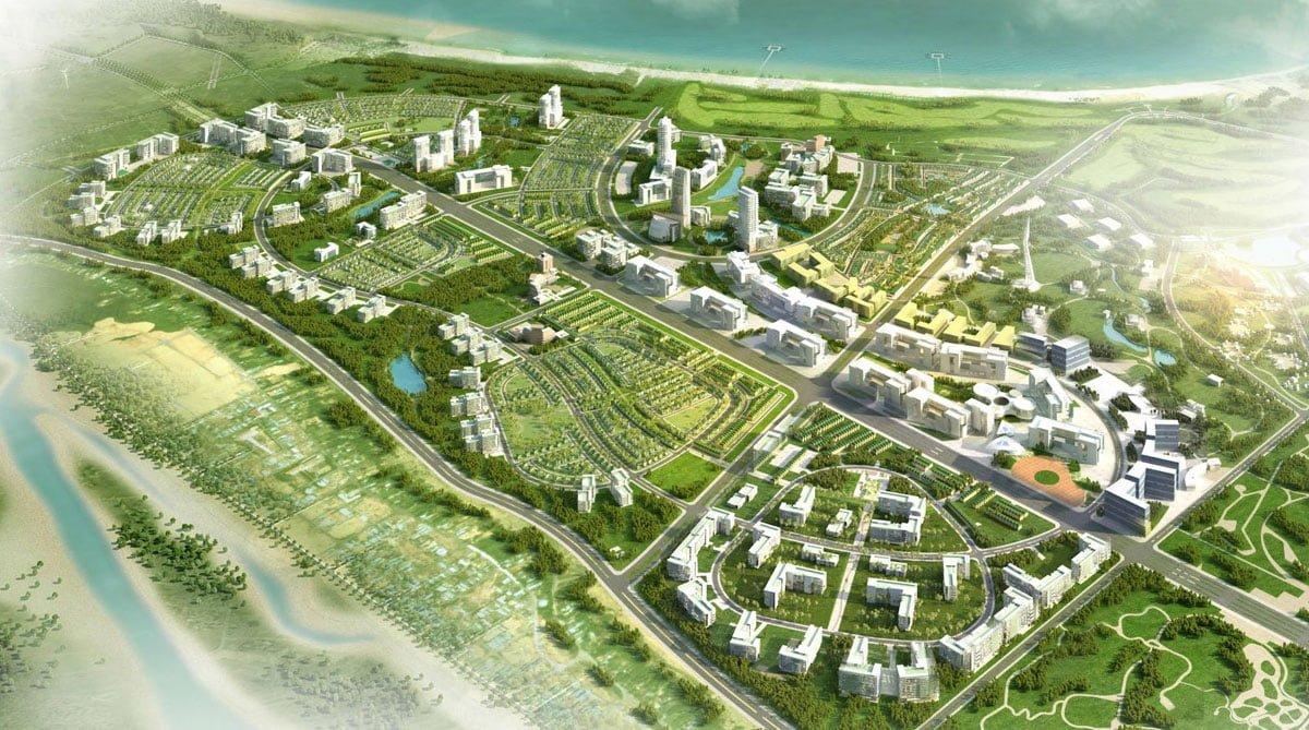 khu do thi sinh thai nhon hoi - DỰ ÁN ĐẤT NỀN NHƠN HỘI NEW CITY QUY NHƠN