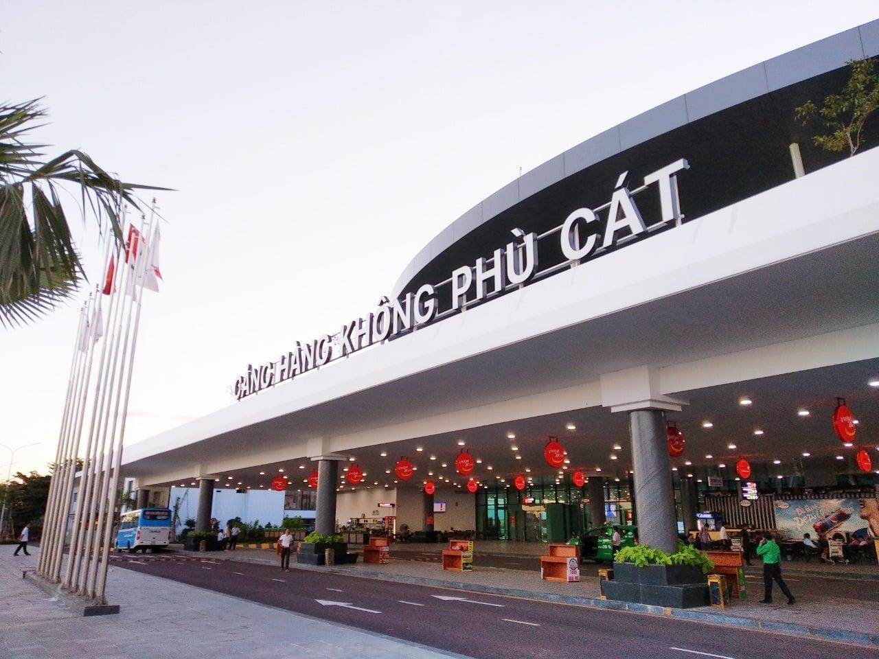 san bay phu cat quy nhơn - DỰ ÁN ĐẤT NỀN NHƠN HỘI NEW CITY QUY NHƠN, TỈNH BÌNH ĐỊNH