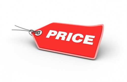 Giá bán dự án bất động sản