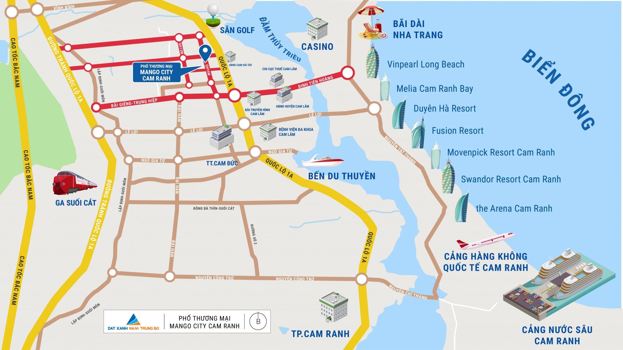 map 01 01 01 2 - DỰ ÁN ĐẤT NỀN MANGO CITY CAM LÂM ĐẤT XANH NAM TRUNG BỘ