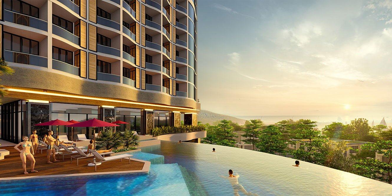 Tiện ích đẳng cấp và hiện đại tại siêu dự án Crystal Marina Bay Nha Trang