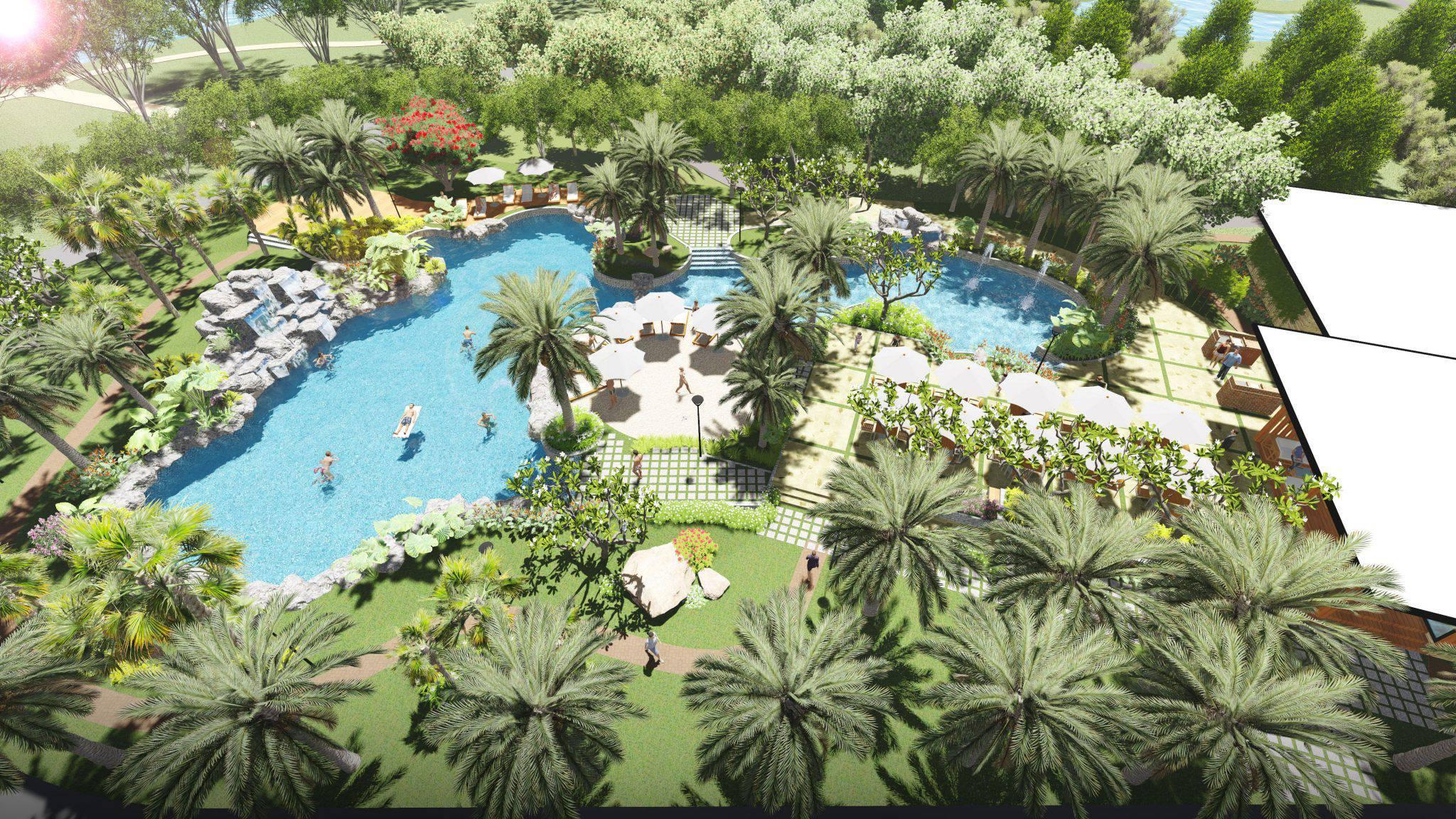 Hệ thống tiện ích đẳng cấp của dự án Palm Marina Quận 9