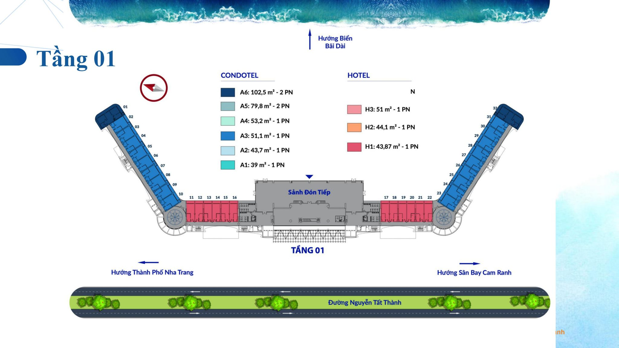 0028 - Dự án căn hộ condotel Cam Ranh Bay - Pearl Cam Ranh