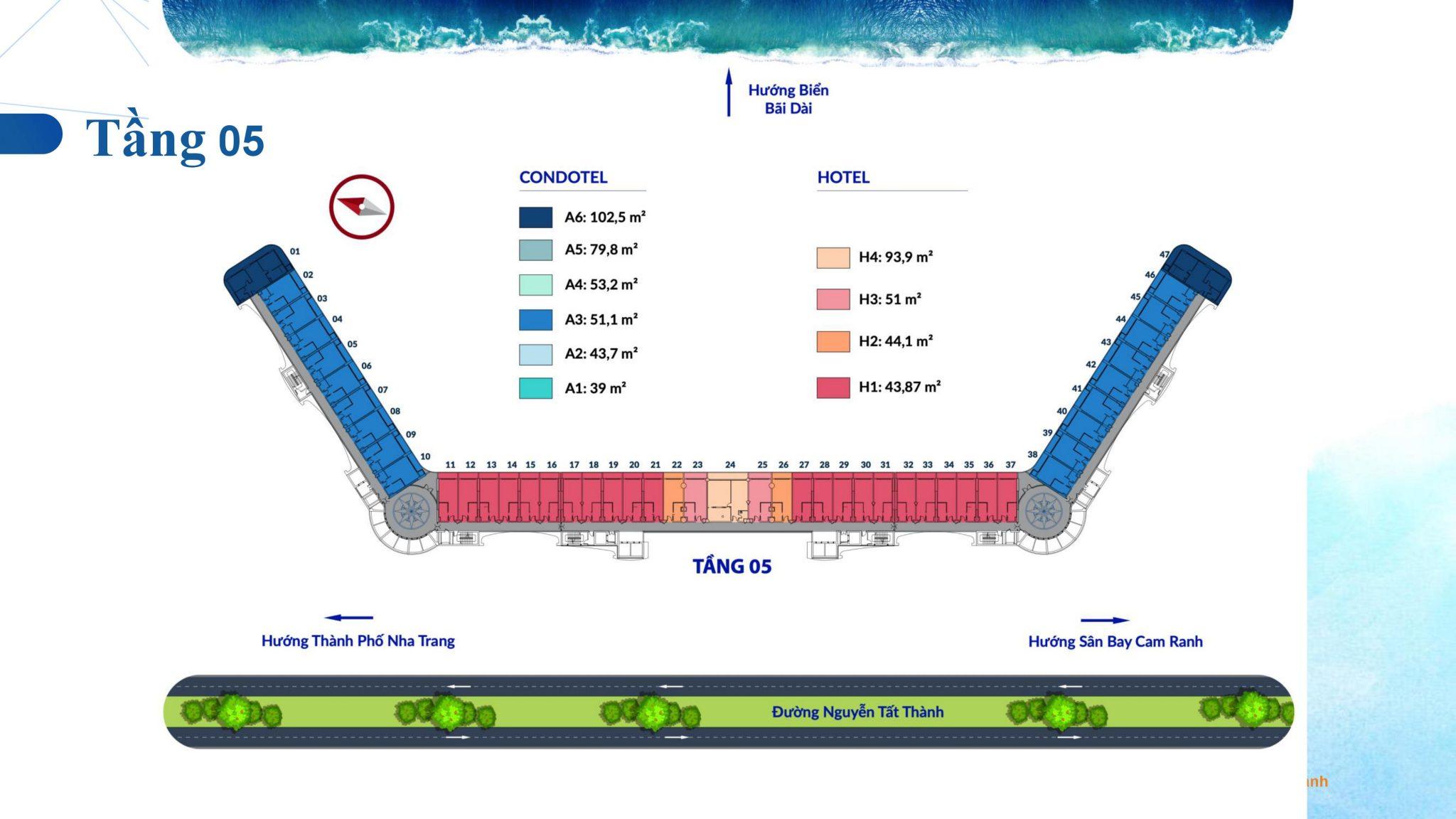 0032 - Dự án căn hộ condotel Cam Ranh Bay - Pearl Cam Ranh