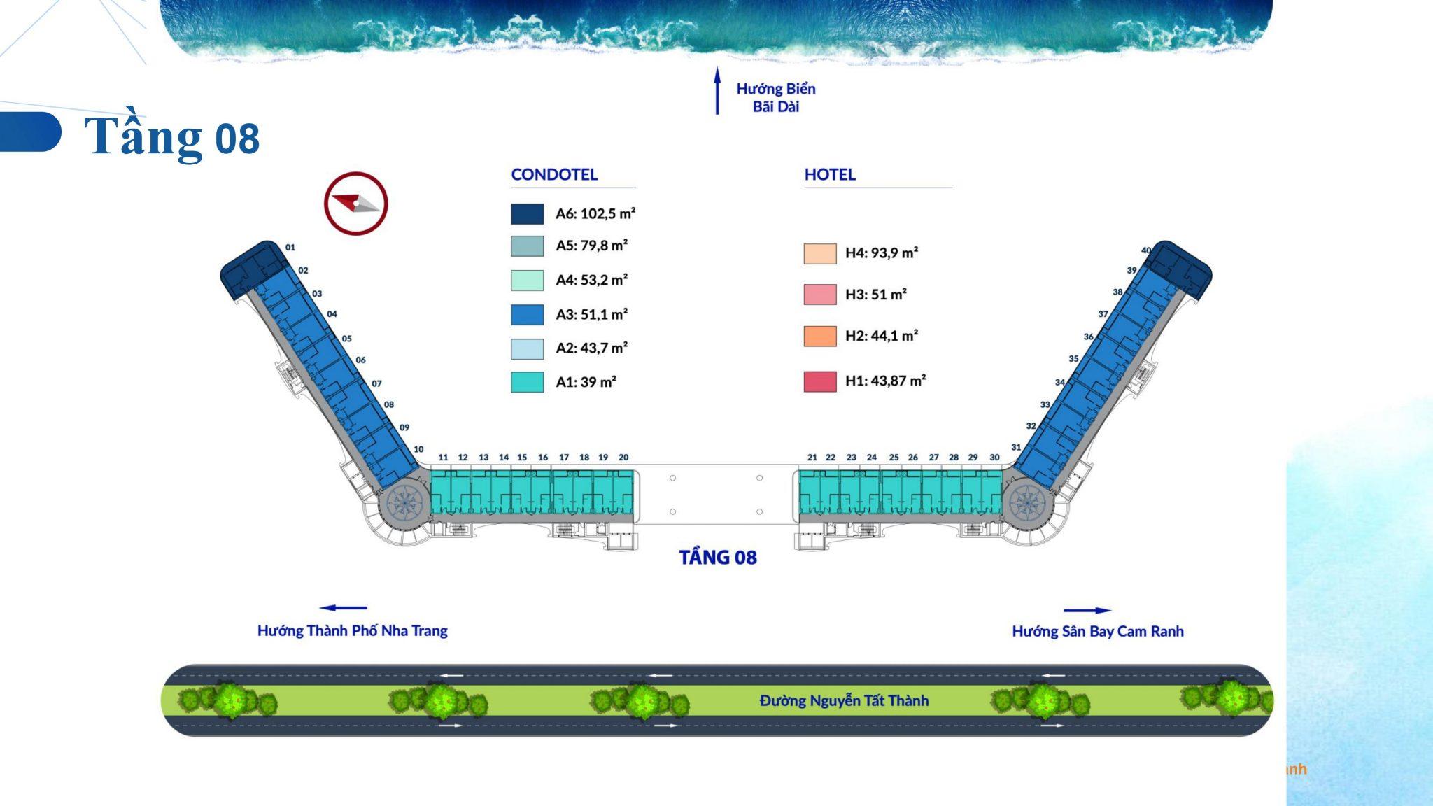 0035 - Dự án căn hộ condotel Cam Ranh Bay - Pearl Cam Ranh