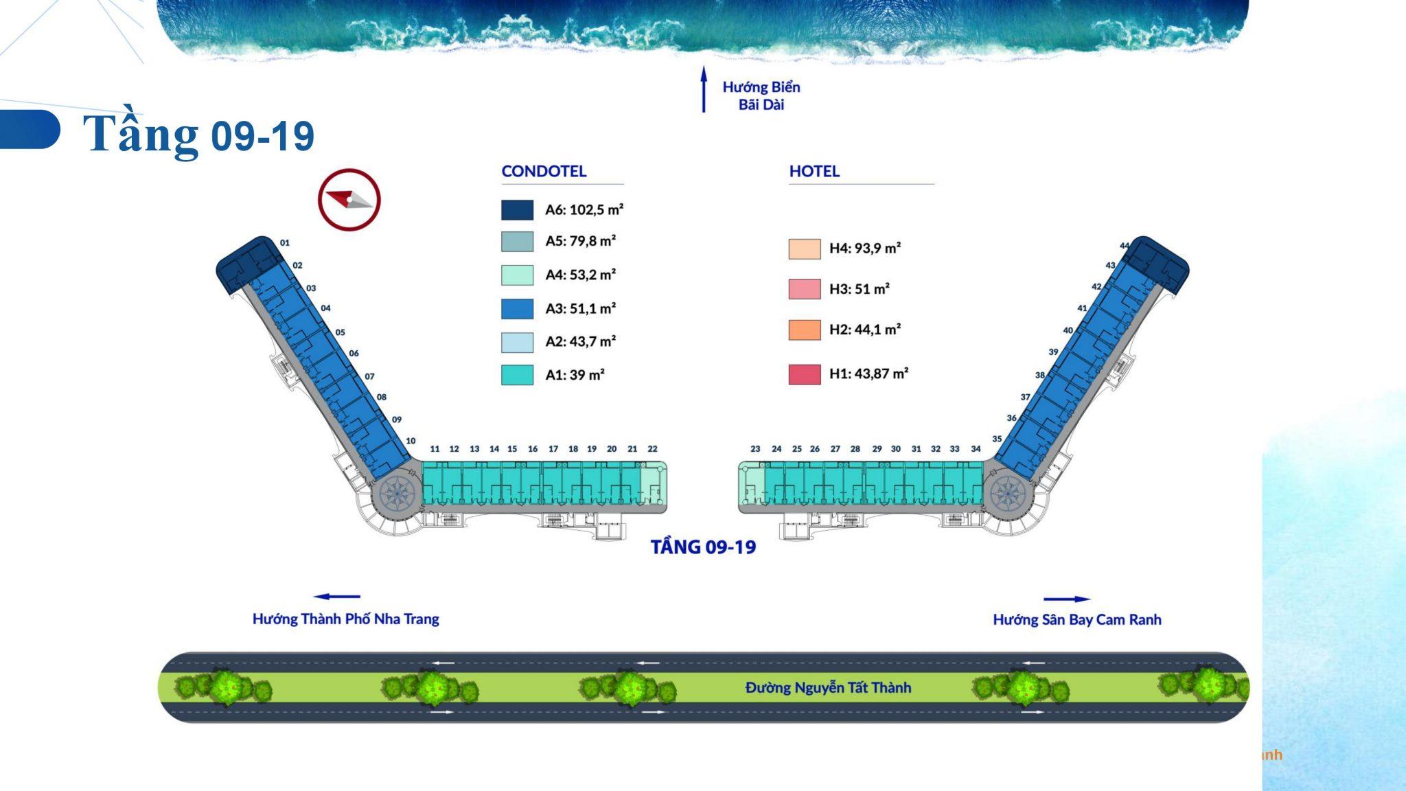 0036 - Dự án căn hộ condotel Cam Ranh Bay - Pearl Cam Ranh