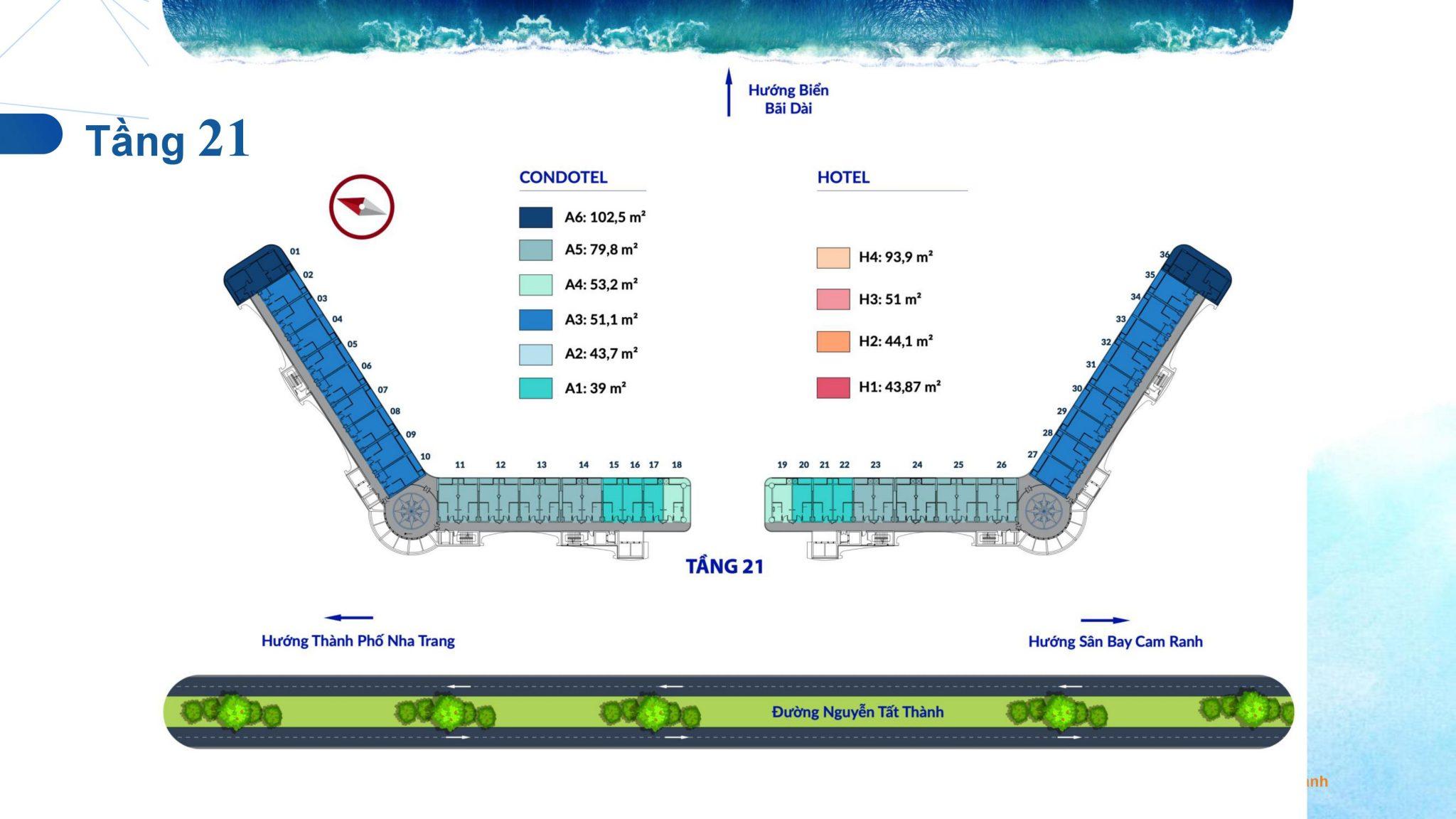 0038 - Dự án căn hộ condotel Cam Ranh Bay - Pearl Cam Ranh