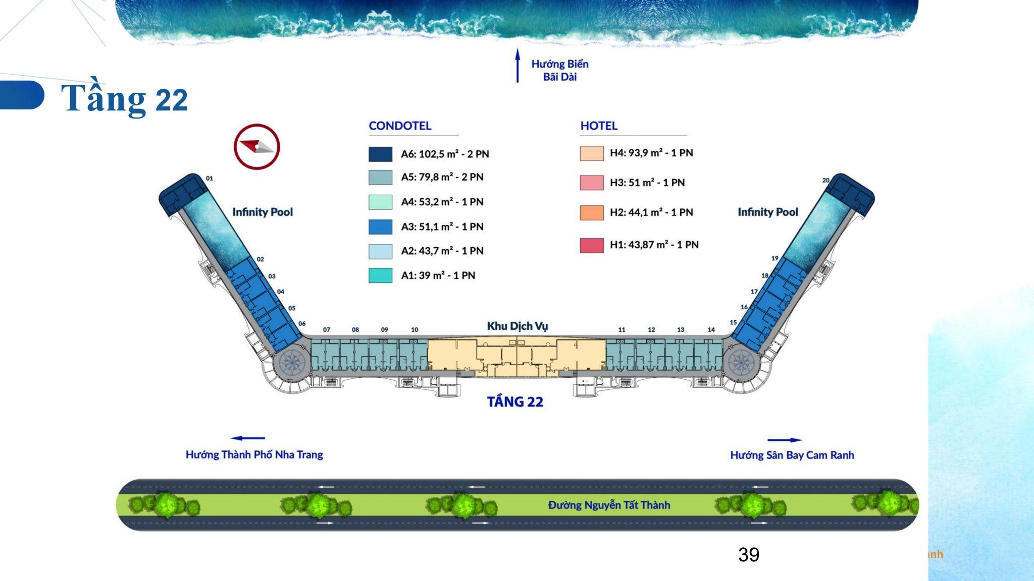 0039 - Dự án căn hộ condotel Cam Ranh Bay - Pearl Cam Ranh