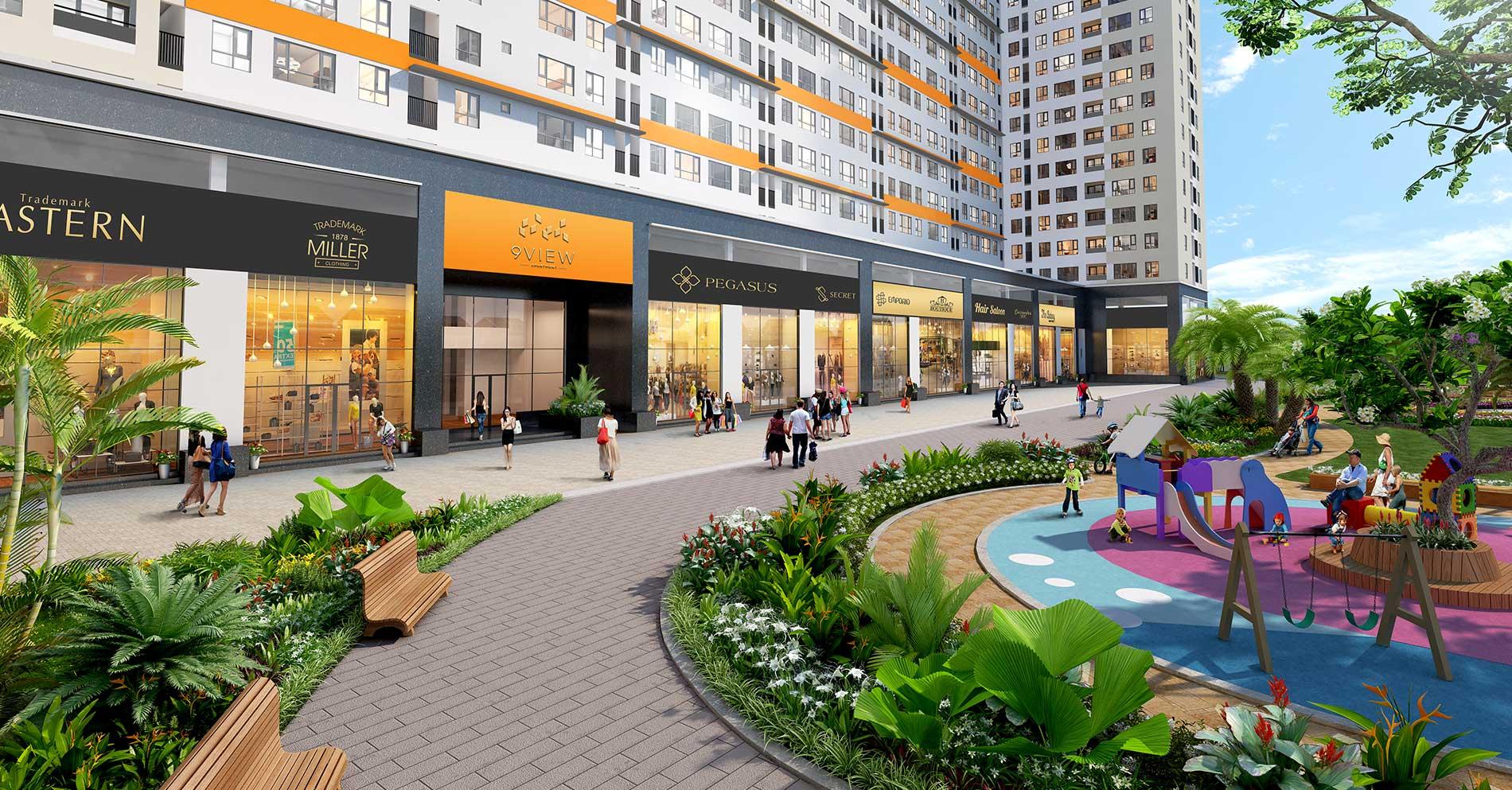Giới thiệu dự án Q7 Boulevard Hưng Thịnh Nguyễn Lương Bằng