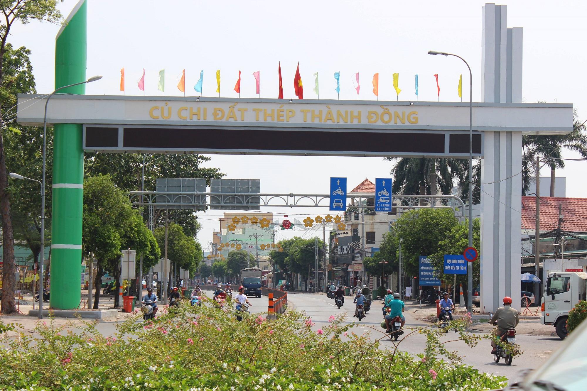 Quy hoạch huyện Củ Chi giai đoạn 2019 - 2020, cập nhật mới nhất