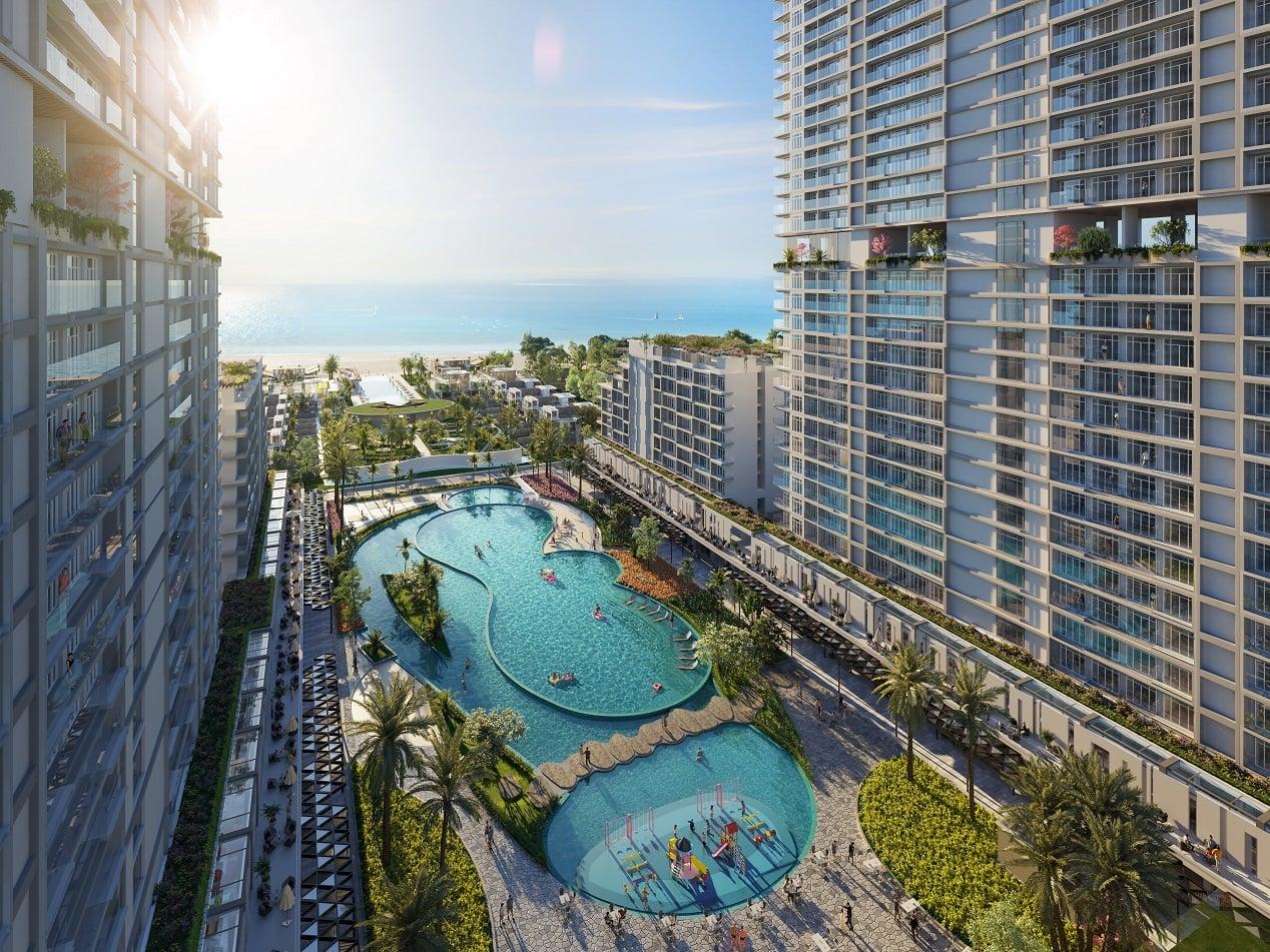 Cảnh quanh dự án Aria Đà Nẵng Hotels & Resorts